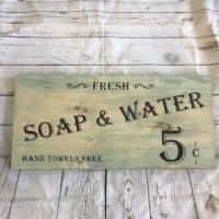 #98 soap & water medium