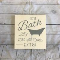 #97 hot bath small