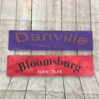 #89 home town personalized